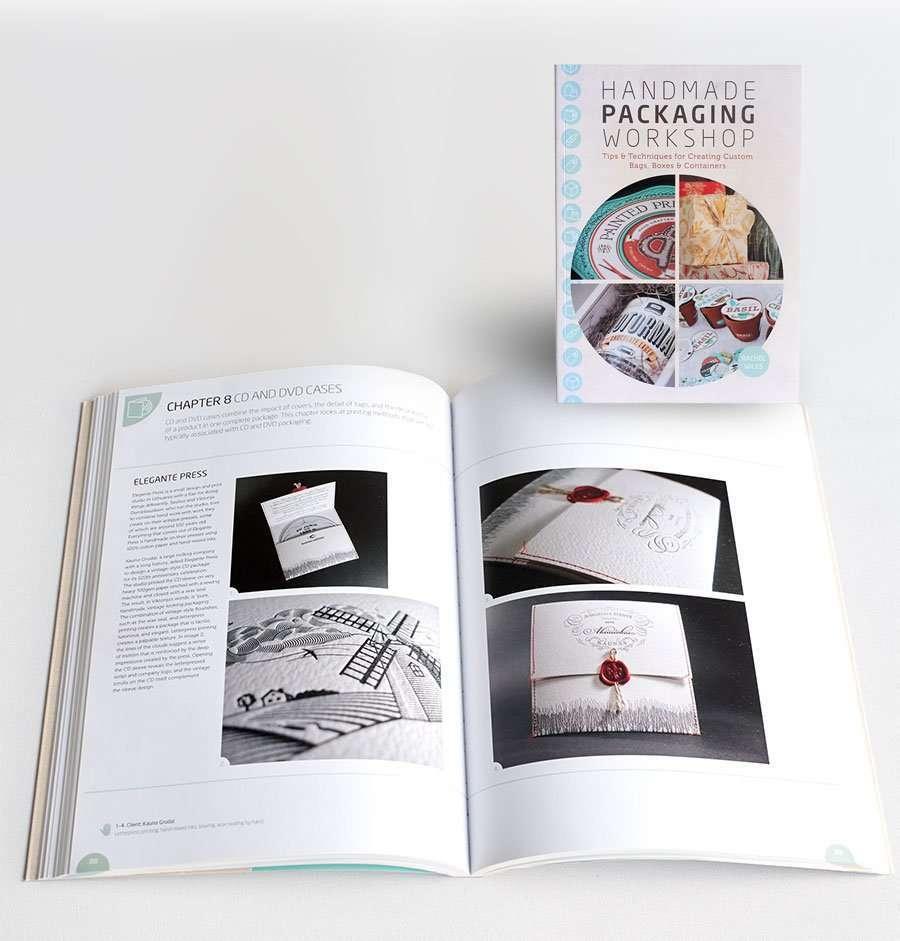 Handmade packaging Elegante Press