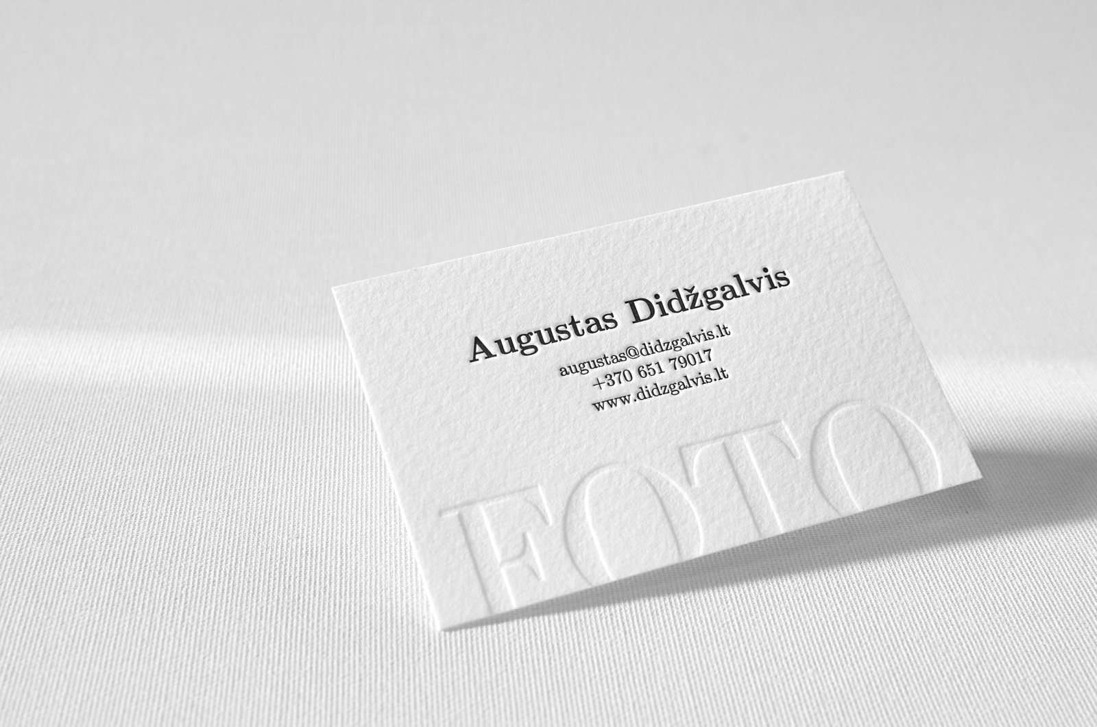 Photography business cards elegante press design letterpress photography business cards 15 magicingreecefo Gallery