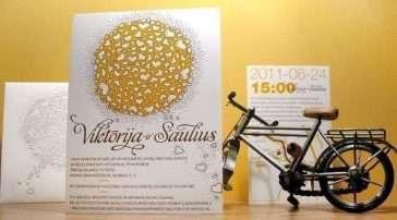 Love compose wedding invitation 1